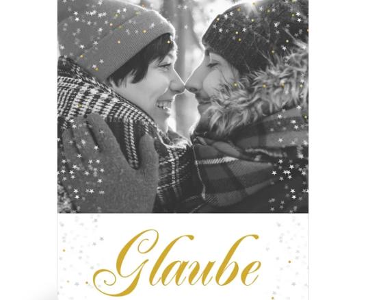 Weihnachten zwischen Christkind und Kommerz