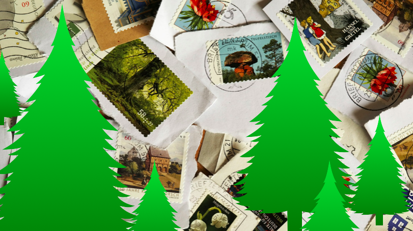 Jeder 2. Deutsche verschickt echte Weihnachtskarten oder -briefe
