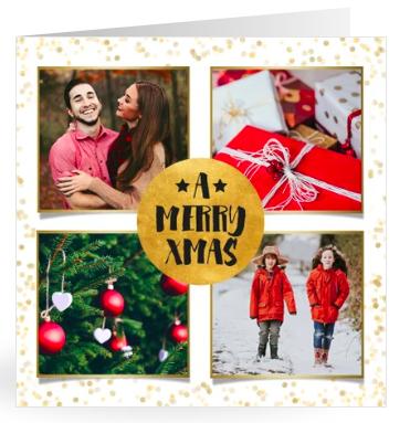 Weihnachten mit der Familie feiern
