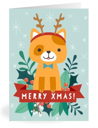 Antwort auf Weihnachtsbrief