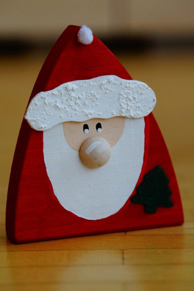 Wie bastle ich den Weihnachtsmann