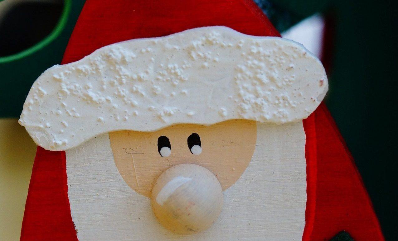 Wie bastle ich den Weihnachtsmann?